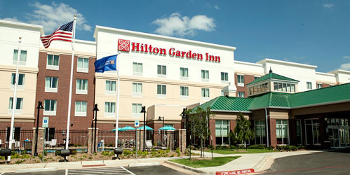 Hilton Garden Inn and Convention Center Lawton