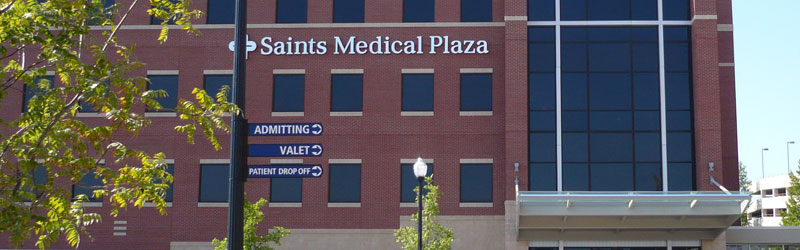 Saints Medical Plaza in Oklahoma City